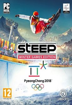 free Steep - Winter Games Edition Uplay Key NORTH AMERICA