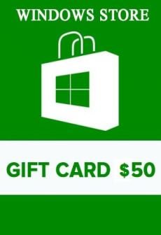 free Windows Store Gift Card 50 PLN Microsoft POLAND