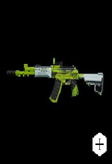 free AK17 RIFLE | EVA, Broken-In, Stat Boost