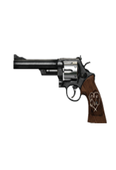 free CASTIGO .44 REVOLVER | Clyde, Broken-In, Stat Boost