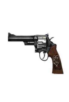 free CASTIGO .44 REVOLVER | Clyde, Lightly-Marked