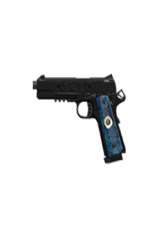 free CROSSKILL PISTOL | The King, Mint-Condition, Stat Boost