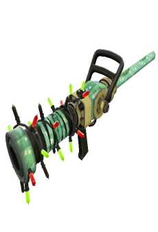 free Festivized Killstreak Flower Power Medi Gun (Minimal Wear)