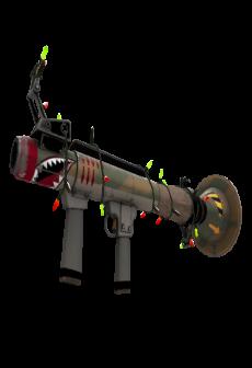free Festivized Killstreak Warhawk Rocket Launcher (Minimal Wear)