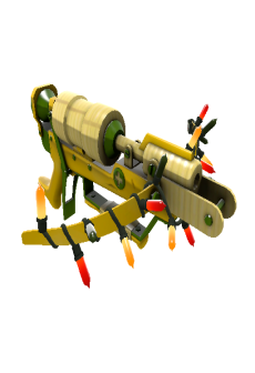 free Festivized Specialized Killstreak Mannana Peeled Crusader's Crossbow (Factory New)