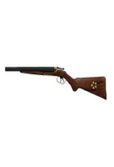 free MOSCONI 12G SHOTGUN | The Five Brass, Broken-In