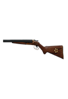 free MOSCONI 12G SHOTGUN | The Five Brass, Well-Used, Stat Boost