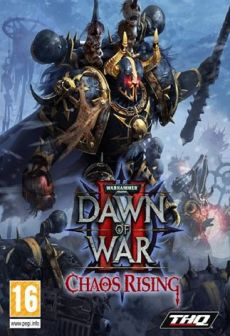 free Warhammer 40,000: Dawn of War II - Chaos Rising Steam Gift GLOBAL